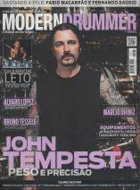 Entrevista Modern Drummer