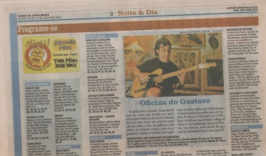 2011 - com Gustavo Assis Brasil
