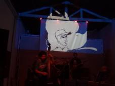 João Taubkin Trio no bar Serralheria (2012)
