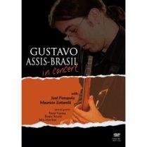 DVD Gustavo Assis-Brasil - In Concert (2008)