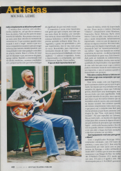 2011 - Revista Guitar Player