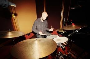 Gravando com a Speakin Jazz Big Band (2012)