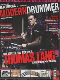 2011 - Modern Drummer