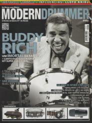 2013 Revista Modern Drummer - Abril 2013