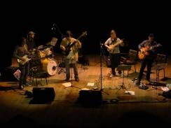 "Guilherme Barros, Matheus Nicolaiewsky, Gustavo Assis Brasil e Julio ""Chumbinho"" Herrlein (2011)"