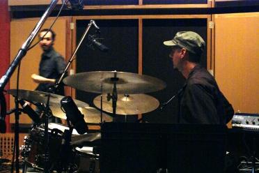 Gravação do disco com Marcos Paiva Trio (2010_