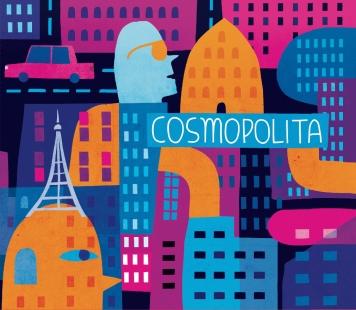 Cosmopolita - Cosmopolita (2017)